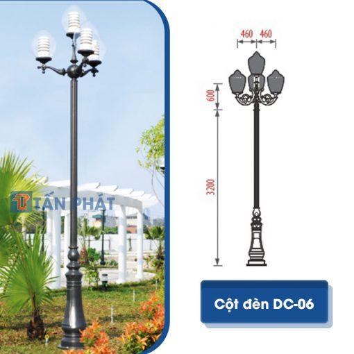 cột đèn dc-06