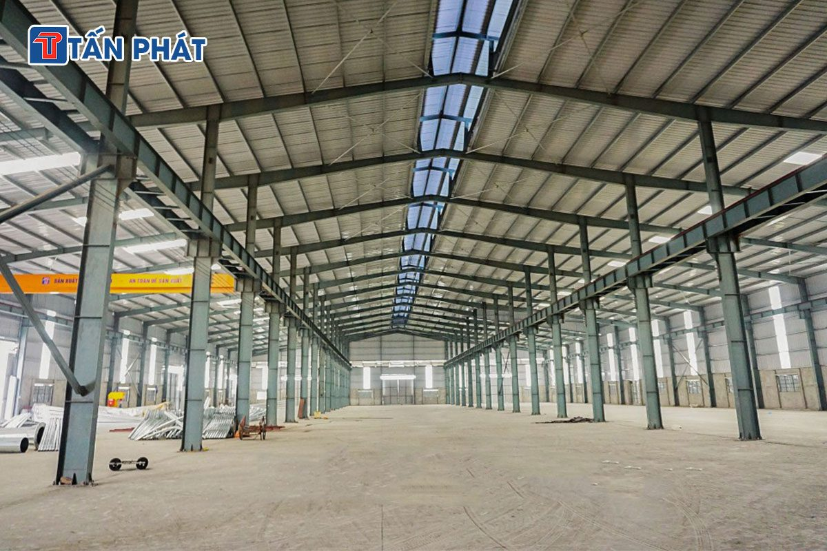 Nhà máy sản xuất Chiếu Sáng Tấn Phát