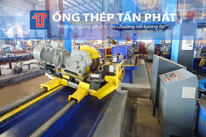 Máy ống thép Clean - Tấn Phát